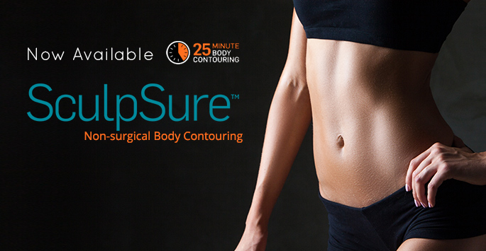 "SculpSure, the new alternative to ""CoolSculpting"""